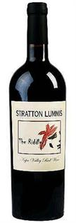 Stratton Lummis The Riddler Lot 5 750ml